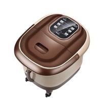 foot tub automatic electric massage heated foot bath foot deep