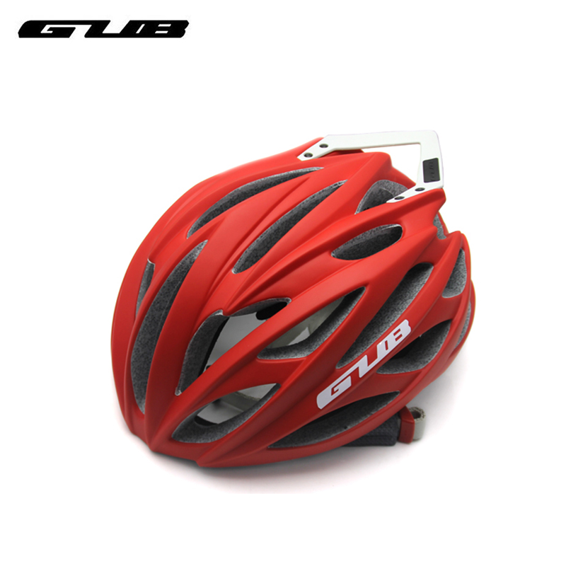 GUB SV8 PRO Cycling Helmet Ultralight Integrally molded Road Bicycle Mountain Bike Helmets 58-32MM 245g Safety Shock Absorption west biking bike chain wheel 39 53t bicycle crank 170 175mm fit speed 9 mtb road bike cycling bicycle crank