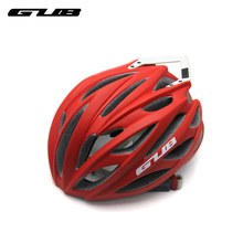 GUB SV8 PRO Cycling Helmet Ultralight Integrally molded Road Bicycle Mountain Bike Helmets 58-32MM 245g Safety Shock Absorption