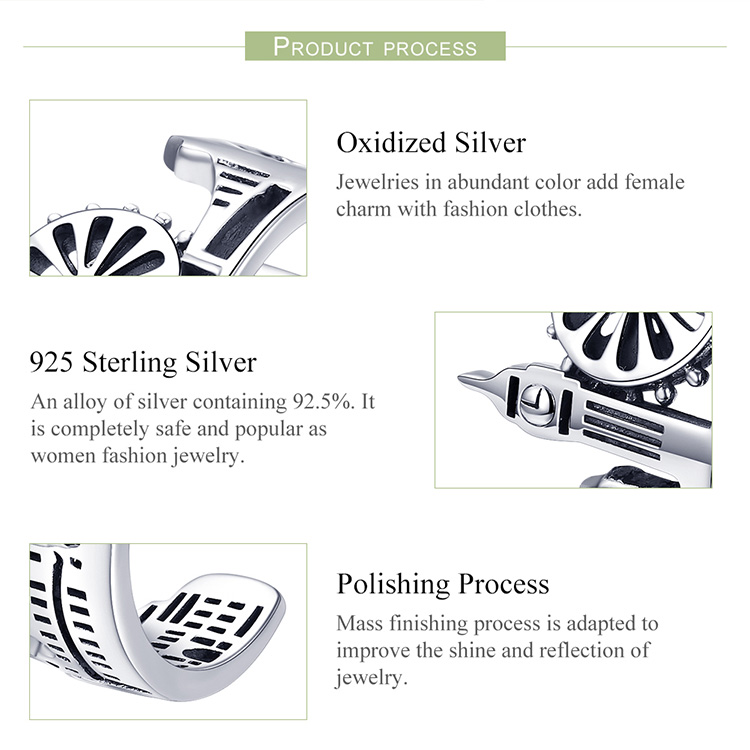 Sterling Silver London City Finger Rings for Women - Skyline Jewellery