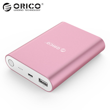 QC2.0 10400mA 2.4A Fast Charging Power Bank Portable Mobile Phone Charger Powerbank for iPhone Samsung Mobile Phone Tablet