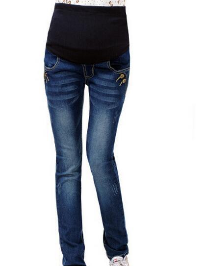 Denim Maternità Jeans Pantaloni Per Le Donne Plus Size Xxl Vestiti Abbigliamento Gravidanza Maternidade Pantalones Embarazada Con Le Attrezzature E Le Tecniche Più Aggiornate
