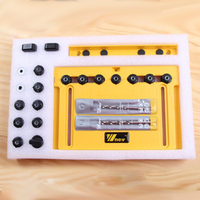 Home DIY Tool Woodworking Handle Hole Locator Door Knob And Pull Installation Jig And Shelf Pin Jig Hand Tool