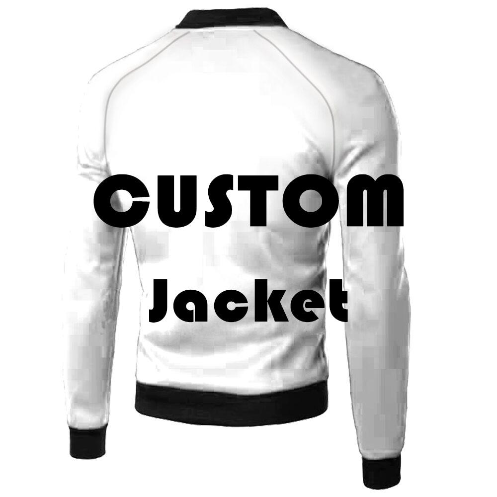 Custom Fashion Men Bomber Jacket Hip Hop Designs Slim Fit Pilot Bomber Jacket Coat Men Jackets Plus Size in Jackets from Men 39 s Clothing