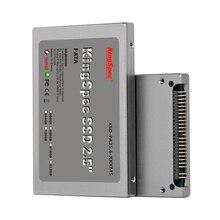 Kingspec 2.5 pulgadas 44pin pata ide hd ssd 16 gb 32 gb 64 gb 128 gb 4C Disco de Estado Sólido MLC Flash Disco Duro IDE de Escritorio Portátil