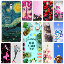 For Funda Nokia 3 Soft Silicone TPU Back Cover For Nokia 3 Phone Case Full Portection Shell For Nokia 3 TA-1032 TA-1020 Case 5.0