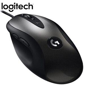 Image 4 - Originale Logitech MX518 LEGGENDARIO Classico Mouse Da Gioco 16000DPI Programmazione Mouse Aggiornato Da MX500/510 Per CSGO LOL OW PUGB