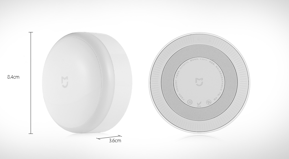 Xiaomi Mijia MJYD01YL High-sensitive Light Infrared Sensor Induction Night Light