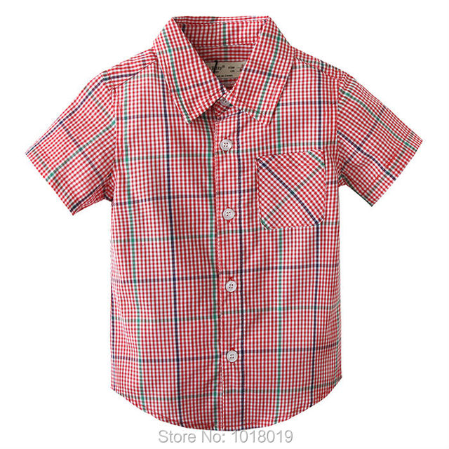 New 2017 Brand Summer 100% Cotton Baby Boys Clothing Toddler Children Kids Clothes Tees T-Shirt Short Sleeve t Shirt Boys Blouse