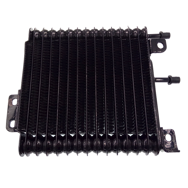 ФОТО Auto Transfer Oil Cooler Transmission Gear BOX Radiator for Mitsubishi Outlander Airtrek 2001-2008 CU2W CU4W CU5W MR983077