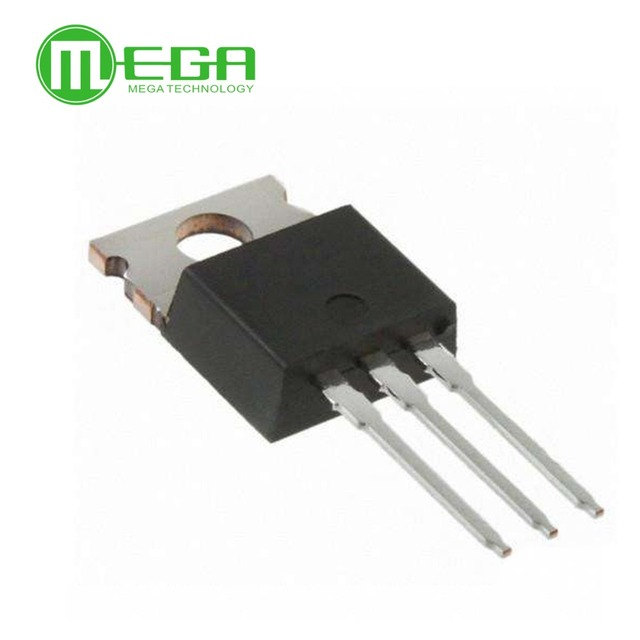 100pcs IRFZ44N 55V,49A,94W N Channel MOSFET TO 220