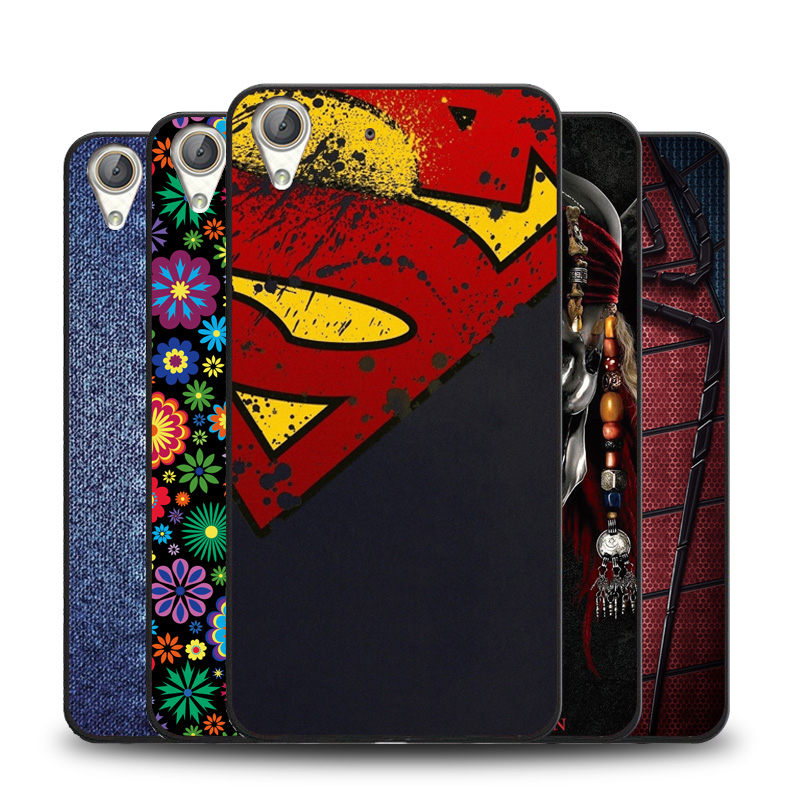 For Huawei Y6 II Silicone Case Fashion UV Print Cartoon Rubber TPU Case For  Huawei Honor 5A Phone Cases Black Cover +Tracking 20c9c69676b5