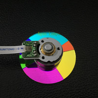 Free Shipping NEW Original Projector Color Wheel For OPTOMA HD600X Projector