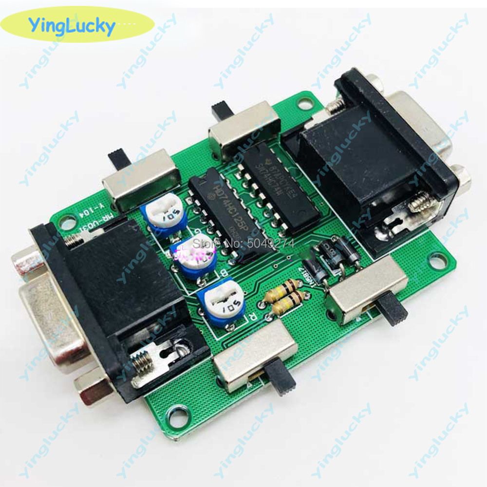 Pandora 6 Replacement Accessories Classics Scanning Generator Board For Retro Games Scanline Generator Board