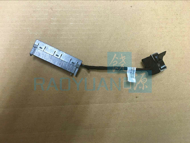 все цены на Free shipping Laptop Sata hard drive connector For HP G4 G6 CQ42 CQ43 CQ62 G42 G56 G62 G72 431 DD0AX6HD100 AX6 HDD CABLE онлайн
