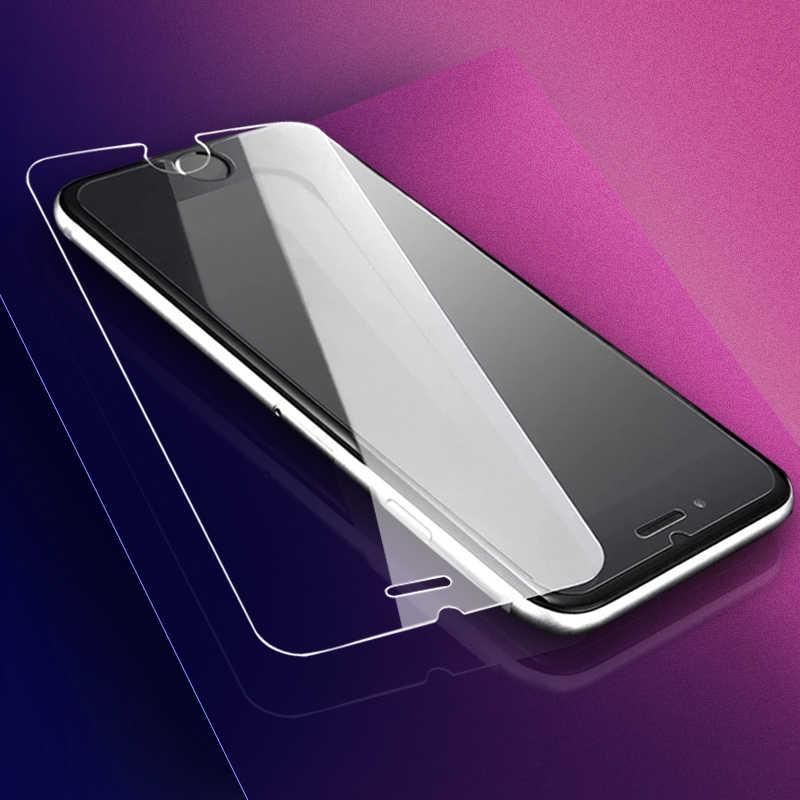 9H מגן מזג זכוכית עבור iphone 11 פרו 8 7 X XS Max XR 6 6s 7 8 בתוספת 5S מסך מגן עבור iphone 11 7 8 בתוספת X 5 סרט