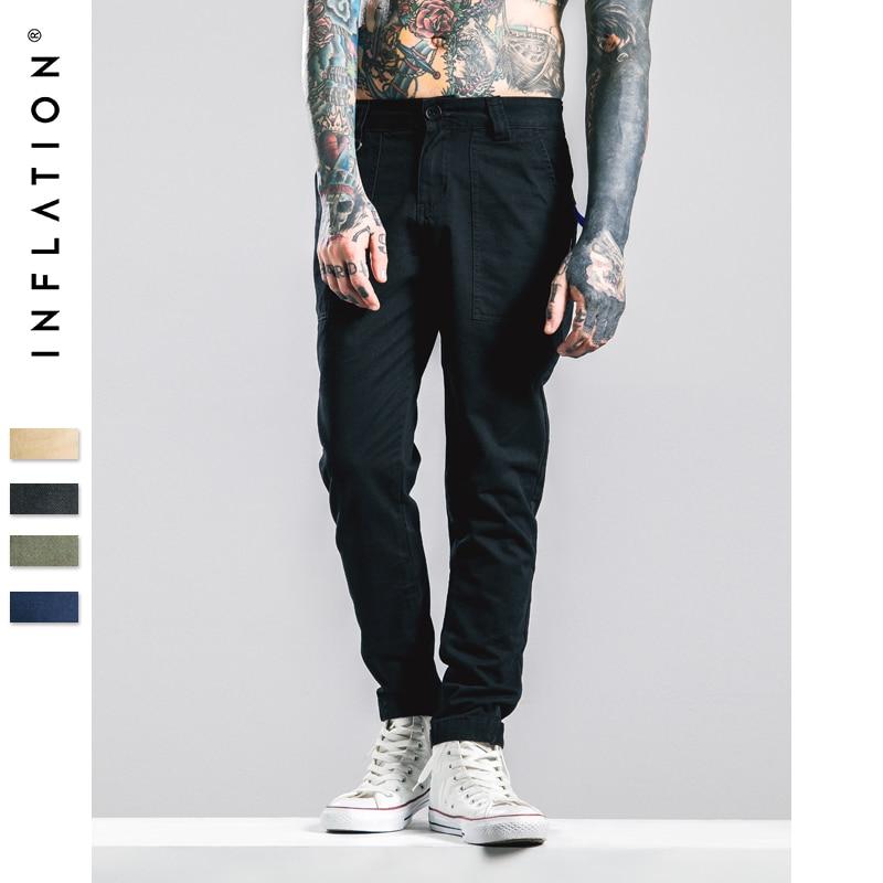 INFLATION Men Biker Denim skinny Jeans Famous Brand Men Straight Slim Fit Biker Jeans Pant Denim Trousers Side Zipper Pants Men 2017 fashion patch jeans men slim straight denim jeans ripped trousers new famous brand biker jeans logo mens zipper jeans 604