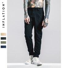 INFLATION Men Biker Denim skinny Jeans Famous Brand Men Straight Slim Fit Biker Jeans Pant Denim