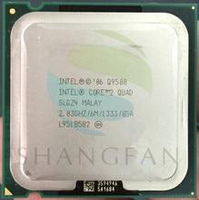 shipping for Intel Core2 QUAD Q9500 SLGZ4 CPU/ 2.83G/ LGA775 /6MB Cache/Quad-CORE/FSB1333 /45nm/scrattered