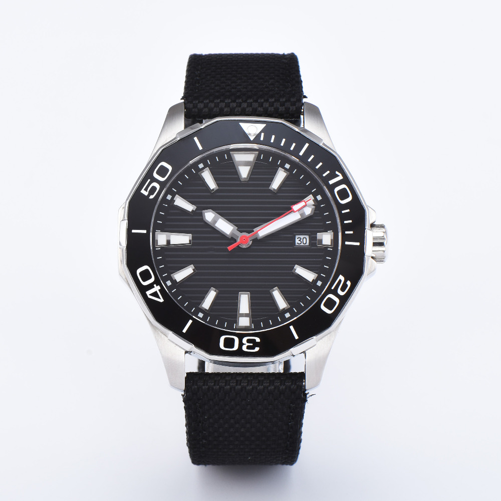 Men's Fashion Casual Sport PLANCA Watch Mens Watches Top Brand Luxury Leather Drop Shipping Wristwatch Male Clock Automatic Date luxury top brand leather mens mechanical watch hollow skeleton automatic fashion watch male clock luminous date sport wristwatch