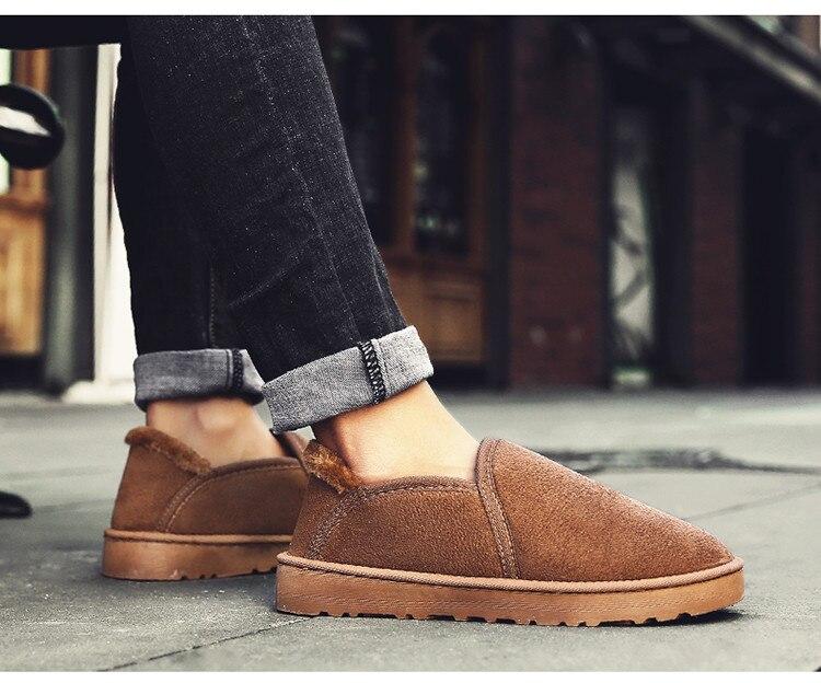 winter men shoes