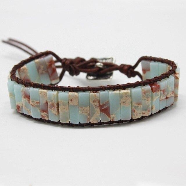 7 Chakra Couple Bracelet...