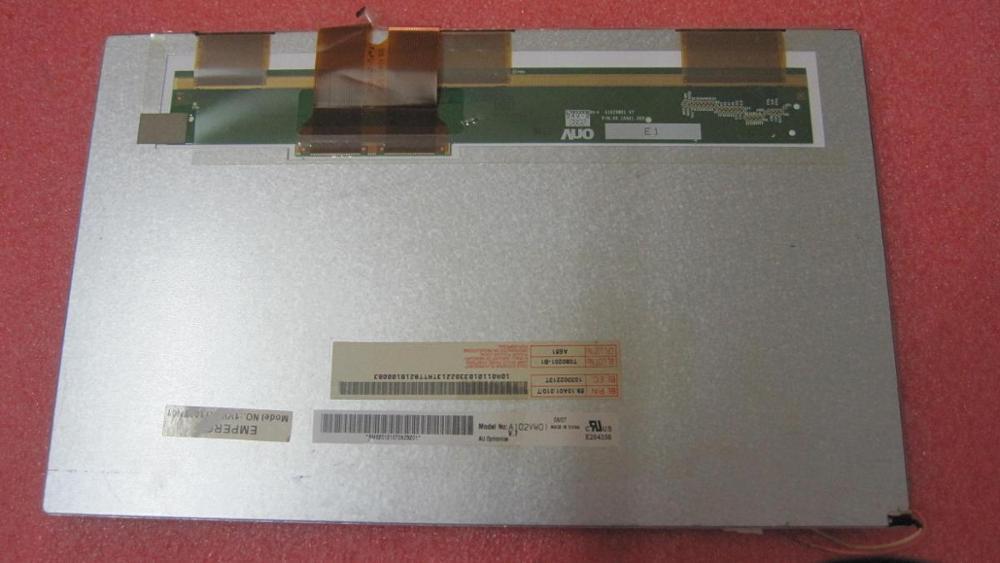 Original 10.2 inch A102VW01 V.3 V.9 LCD screen V.1