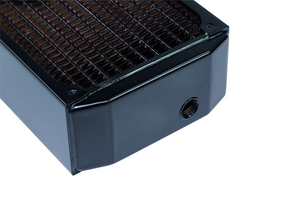 где купить Cold row full copper radiator Alphacool NexXxoS UT60 Full Copper 280mm по лучшей цене