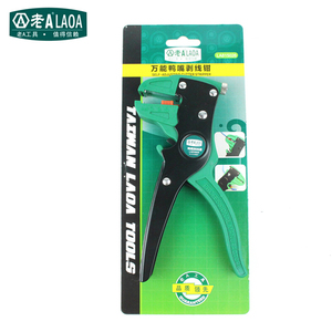 Image 5 - LAOA High Quality Wire Stripper Pliers Multifunction Duck Pliers Specialty Wire Stripper Tools Made in Taiwan