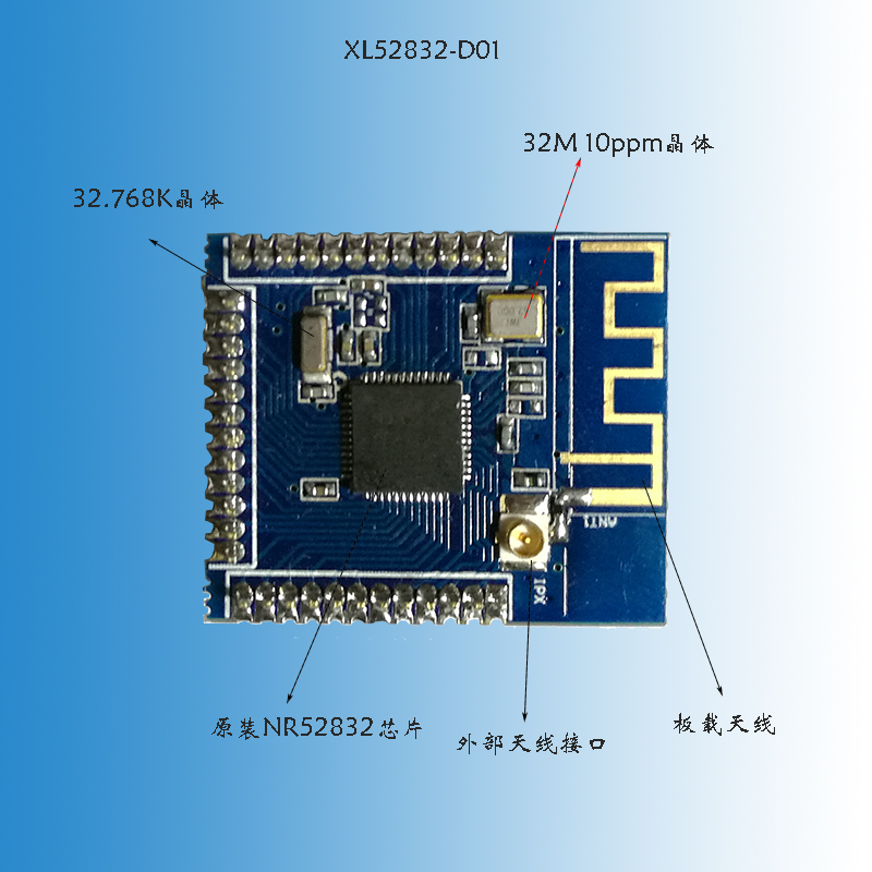 US $8 0 |NRF52832 Bluetooth 4 2 Module BLE-in Air Conditioner Parts from  Home Appliances on Aliexpress com | Alibaba Group