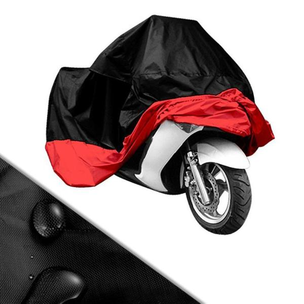 Waterproof Motorcycle Motorbike Scooter Cover Heavy Duty Outdoor UV Protector UK