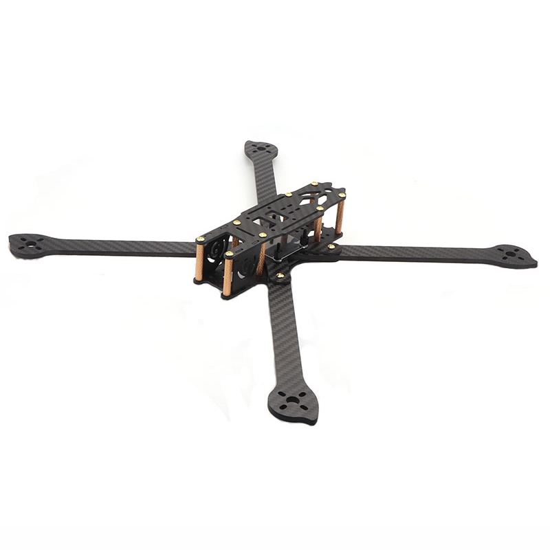 HSKRC XL5/6/7/8 232/283/294/360mm Carbon Fiber FPV Raicng Frame Kit For RC Drone FPV Quadcopter Multicopter Spare Parts Accs