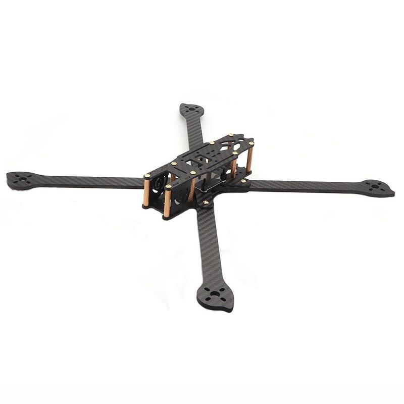 HSKRC XL5/6/7/8 232/283/294/360mm kit de cadre en Fiber de carbone pour Drone RC FPV quadrirotor Multicopter pièces de rechange Accs