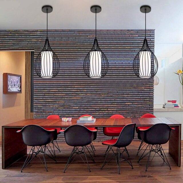 Lâmpadas Lâmpadas De Personalidade Simples Moderna Sala De Jantar