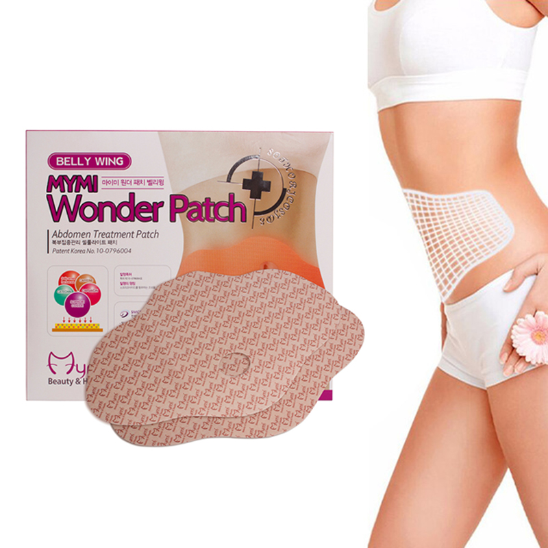 Mymi Wonder Slimming Belly Patch Weight Loss Slimming ...