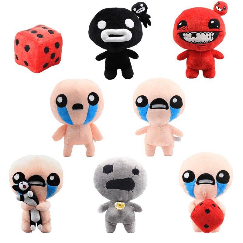 2018 New Game The Binding Of Isaac Plush Toys Cute Cartoon
