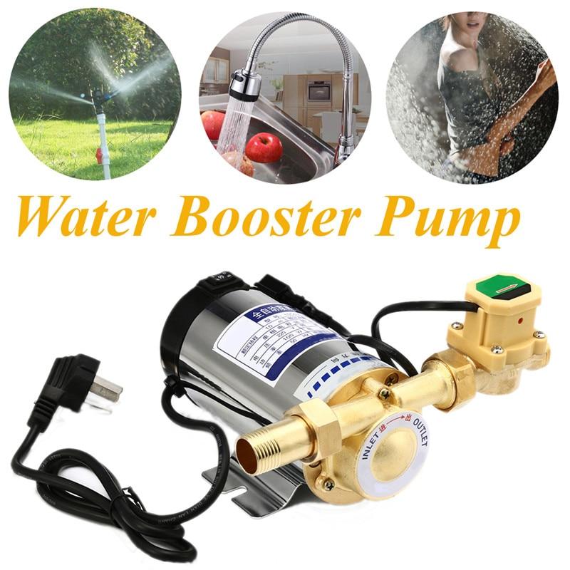 100 W 150 W Pipeline Pompe Circulation Automatique dispositif de surpression de l'eau Pompe 220 V/50 HZ Électrique pompe à pression Stimuler La Pompe Pour chauffe-eau