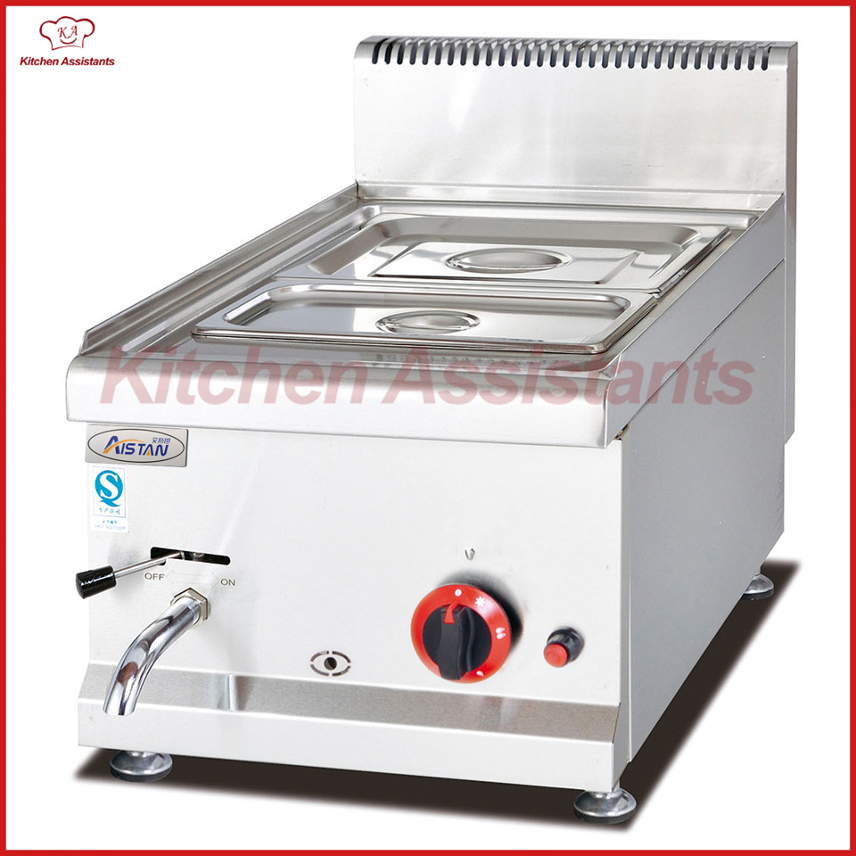 GH534 Counter top Commercial vertical Gas Bain Marie of catering equipment gh534 counter top commercial vertical gas bain marie of catering equipment