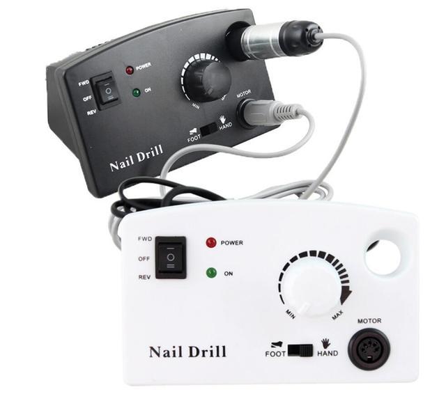 30000RPM Electric Drill Nails Machine Nail Art Equipment Manicure ...