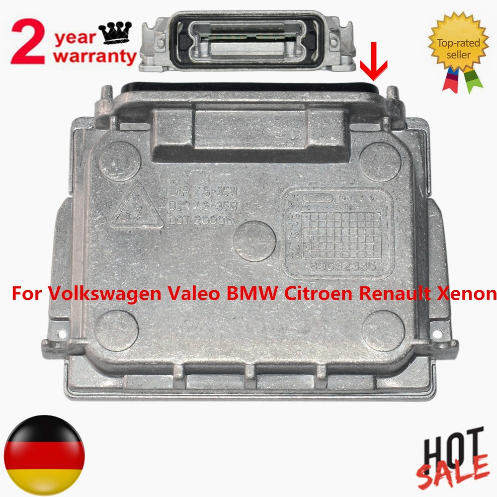 AP03 2007-2010 Xenon HID Headlight Ballast Unit Controller For BMW Audi V/W GMC Volvo 89034934 4L0907391