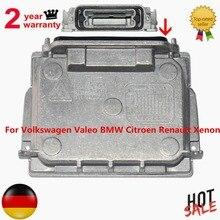 For Volkswagen Valeo BMW Citroen Renault Xenon Headlight Headlamp Ballast / Control Unit 89034934 ECU Module 7701208945