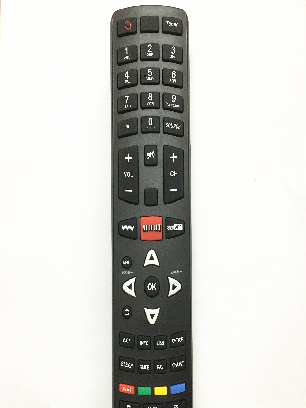 Original authentic remote control RC3100L07 for TCL TV