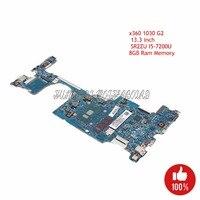OLDMAN 6050A2848001 MB A01 917922 601 ноутбук moterboard для hp EliteBook x360 1030 G2 13,3 SR2ZU I5 7200U 8 ГБ Intel GMA HD 620