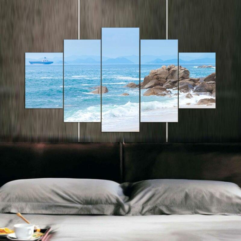 cuadro de habitación en la decoracion de dormitorios