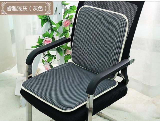 computer chair seat cushion. 2018Cushion Office Chair Cushion Thickening Dining Child Seat Computer Student CushionLH642 C