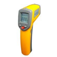 Диагностический инструмент GS320 Высокоточный инфракрасный термометр Электрический цифровой термометр высокой температуры