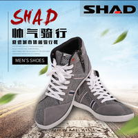 SHAD motorcycle riding shoes boots summer leisure motorcycle shoes shatter resistant breathable city commuter short boots