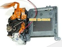 مصراع وحدة إصلاح أجزاء ل لكانون EOS 750D المتمردين T6i X8i 760D T6s 8000D مع شفرة كاميرا الجزء إصلاح