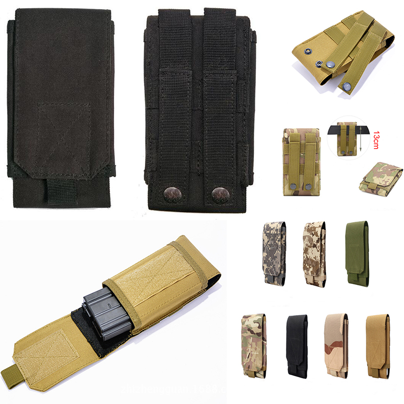 Tactical Phone Pouch Belt Hook Holster Waist Case For Blackview BV9700 Pro BV5800 BV6800 BV8000 BV9500 BV9600 Plus BV9000 Pro