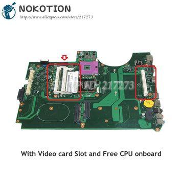 NOKOTION-placa base para ordenador portátil Acer sapire 8920G 8920, DDR2, CPU gratis,...